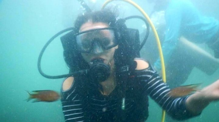 Scuba Diving at Tarkarli Beach